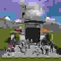 Capilla Mochumí Viejo de ROQA.7 ARQUITECTURA Y PAISAJE Rural