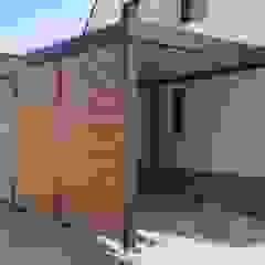 โดย Carport-Schmiede GmbH & Co. KG - Hersteller für Metallcarports und Stahlcarports auf Maß โมเดิร์น โลหะ