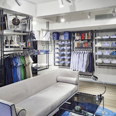 DAL DUCA SHOWROOM - HONG KONG by M2A Design Minimalist