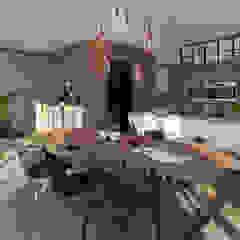 Little C lofts - Rotterdam van jvantspijker & partners Industrieel Beton