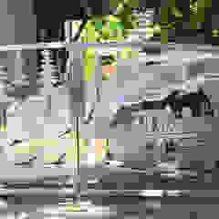 من Edelstahl Atelier Crouse - individuelle Gartentore إنتقائي فلز