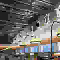 饗食天堂中壢店 根據 伊歐室內裝修設計有限公司 現代風