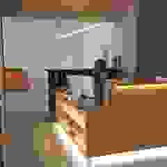 Hospital Veterinário Trofa Hospitais minimalistas por MIA arquitetos Minimalista Derivados de madeira Transparente