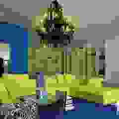 PLATINUM HOUSE Ruang Media Modern Oleh midun and partners architect Modern