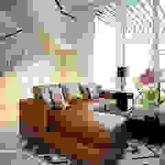 RN HOUSE Ruang Media Modern Oleh midun and partners architect Modern