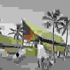 Centros Comerciais asiáticos por midun and partners architect Asiático