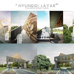 by midun and partners architect Asian