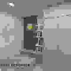 Buangkok Crescent Scandinavian style bedroom by Swish Design Works Scandinavian