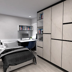 Ang Mo Kio Ave 3 by Swish Design Works Classic