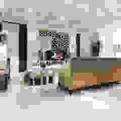LIVING ROOM Ruang Keluarga Klasik Oleh Mitrasasana - Design & Build Klasik Marmer