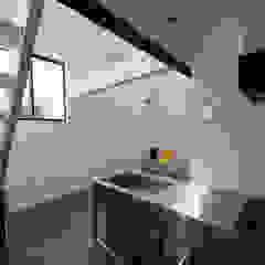 東京で作った狭小住宅 OUCHI-42 の 石川淳建築設計事務所 ミニマル