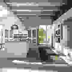 Cozinha Arrital Village por Leiken - Kitchen Leading Brand Clássico