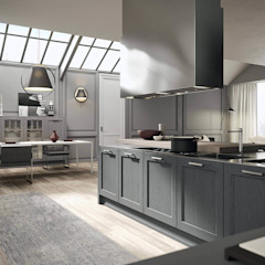 Cozinha Arrital Village Cozinhas clássicas por Leiken - Kitchen Leading Brand Clássico
