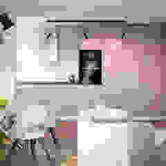 Apartamento Flamingo por Alma Braguesa Furniture Moderno MDF
