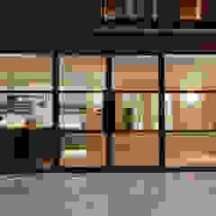 Elgood Avenue van IQ Glass UK Industrieel Aluminium / Zink