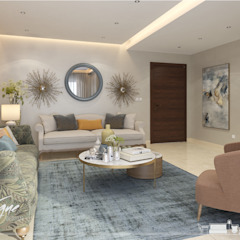 Vogue Design Classic style living room
