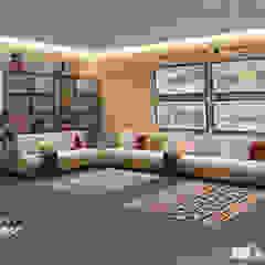 Vogue Design Classic style media room