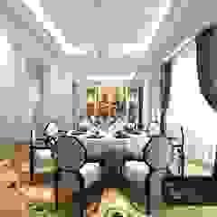 دبي من Luxury Solutions كلاسيكي خشب رقائقي