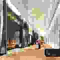 دبي الممر الحديث، المدخل و الدرج من Luxury Solutions حداثي فلز