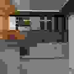 Casa pequeña de ARDI Arquitectura y servicios Moderno Cerámico