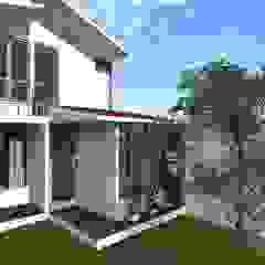 por ARDI Arquitectura y servicios Moderno Betão