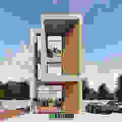 FAMILY HOUSE โดย The OnGround บริษัทรับสร้างบ้านสไตล์ Modern Japanese มินิมัล