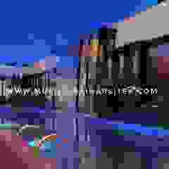 Tropische hotels van arsitekmultidesain Tropisch