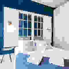 Janelas de S. Bento, Porto - SHI Studio Interior Design por SHI Studio, Sheila Moura Azevedo Interior Design Escandinavo