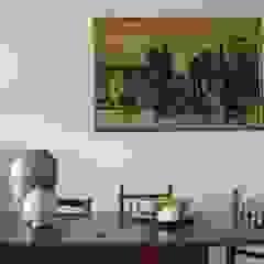 Comedores de estilo rural de Caleidoscopio Architettura & Design Rural