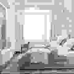 Dormitorios infantiles de Проектно-строительная компания УралДеко Ecléctico