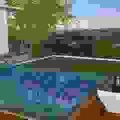 de AP Arquitetura Ecoeficiente Tropical Hierro/Acero