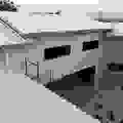 Residência Vila das Orquídeas por AP Arquitetura Ecoeficiente Campestre