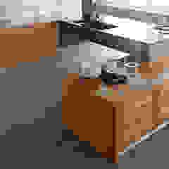 Muebles de Cocina - Café con Leche de Corporación Siprisma S.A.C Minimalista