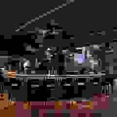 Colaboração restaurante l Lisboa por Sarah Paula - Interior Design Moderno