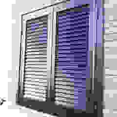 DGV metal srl Windows & doors Windows Besi/Baja Brown
