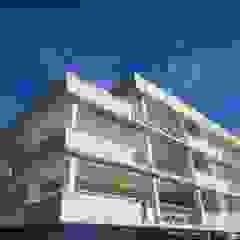 DGV metal srl Balconies, verandas & terraces Furniture Besi/Baja Beige