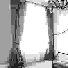 Maida Vale Townhouse Whitehouse Interiors BedroomTextiles