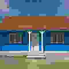 by Casa Prefabricada en Mexico. 컨트리