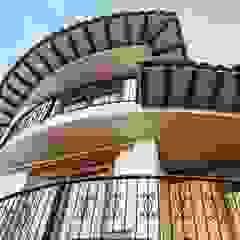 โดย cesar sierra daza Arquitecto ชนบทฝรั่ง เซรามิค