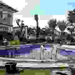 の Tukang Taman Surabaya - Tianggadha-art 地中海 石