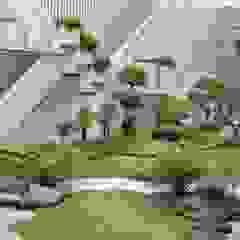 Jasa Taman Rumah - Tukang Taman Surabaya Oleh Tukang Taman Surabaya - Tianggadha-art Asia Batu