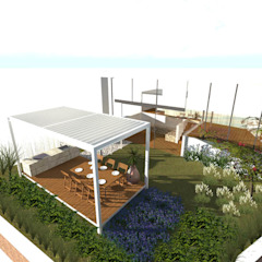 توسط Designo Arquitectos مینیمالیستیک فلز