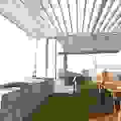 توسط Designo Arquitectos مینیمالیستیک آهن/ استیل