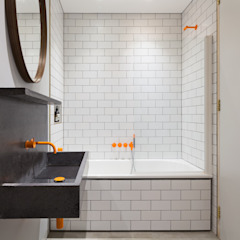 The Etch House Modern bathroom by Shape London Modern