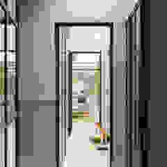 Hallway Modern Corridor, Hallway and Staircase by Shape London Modern