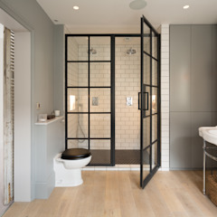 Pier House Modern bathroom by Shape London Modern