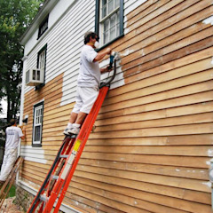 How to select Exterior Paint? by Informatics USA Rustic