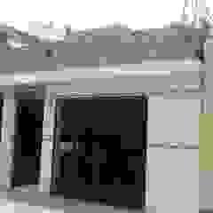 TECHADO DEL 2DO PISO HOUSE PERU SAC Techos planos Concreto reforzado Blanco