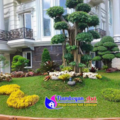 25 Koleksi Desain Tukang Taman Surabaya Terindah Oleh Tukang Taman Surabaya - flamboyanasri Modern