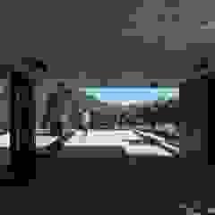 CASA CÁNDIDA de KARLEN + CLEMENTE ARQUITECTOS Moderno Hormigón